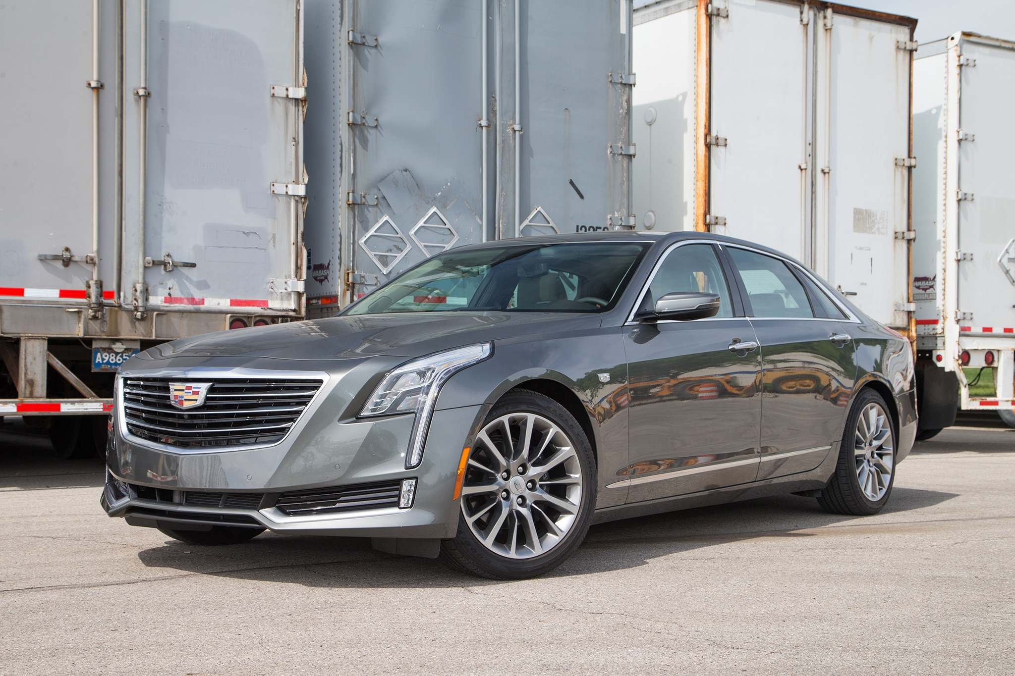 2016 Cadillac CT6 Luxury 2.0T One Week Review and Road Test ...