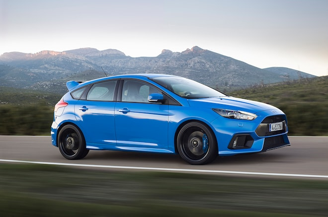 Ford Focus RS Gets AMS Performance Tune to 410 HP | Automobile Magazine