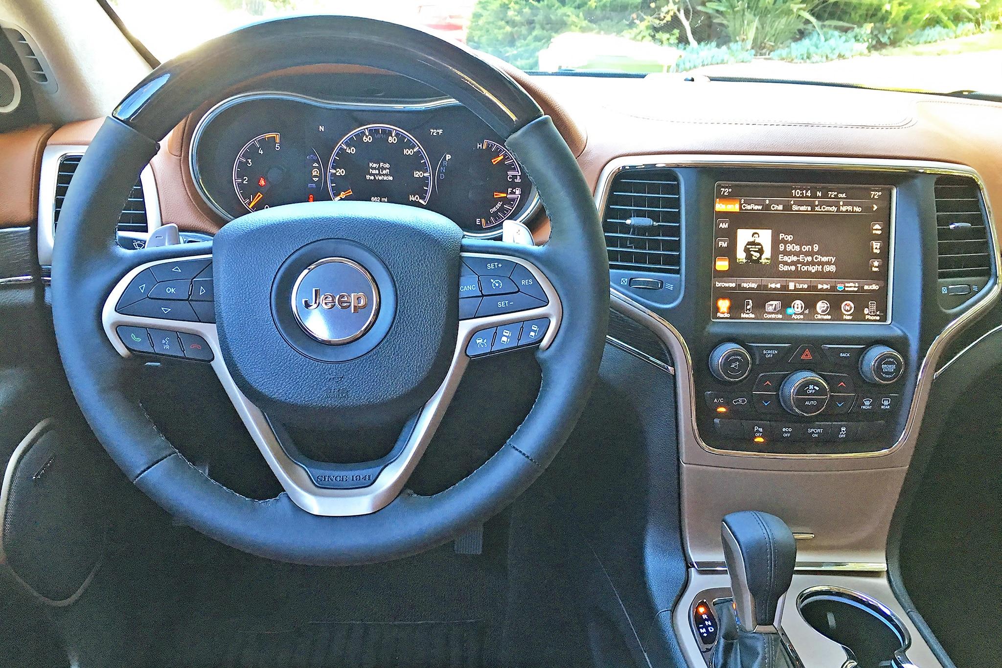 2016 Jeep Grand Cherokee Summit EcoDiesel One Week Road Test and