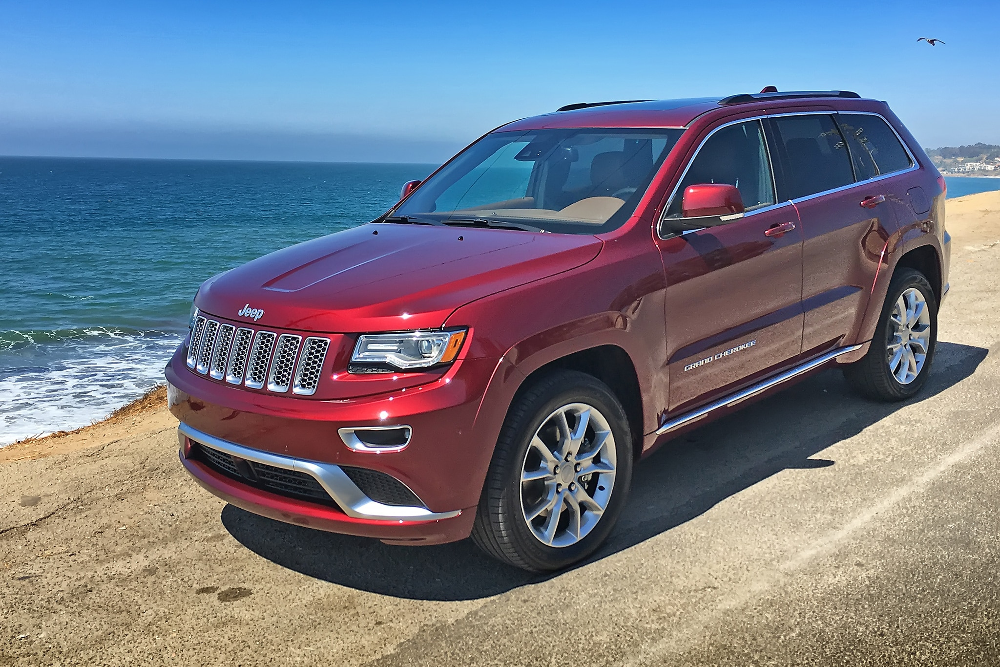Jeep Altitude For Sale >> 2016 Jeep Grand Cherokee Summit EcoDiesel One Week Road ...
