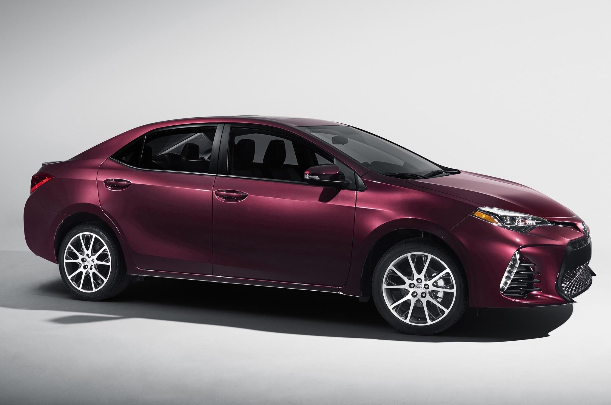 2017 Toyota Corolla 50th Anniversary Special Edition Side View 1