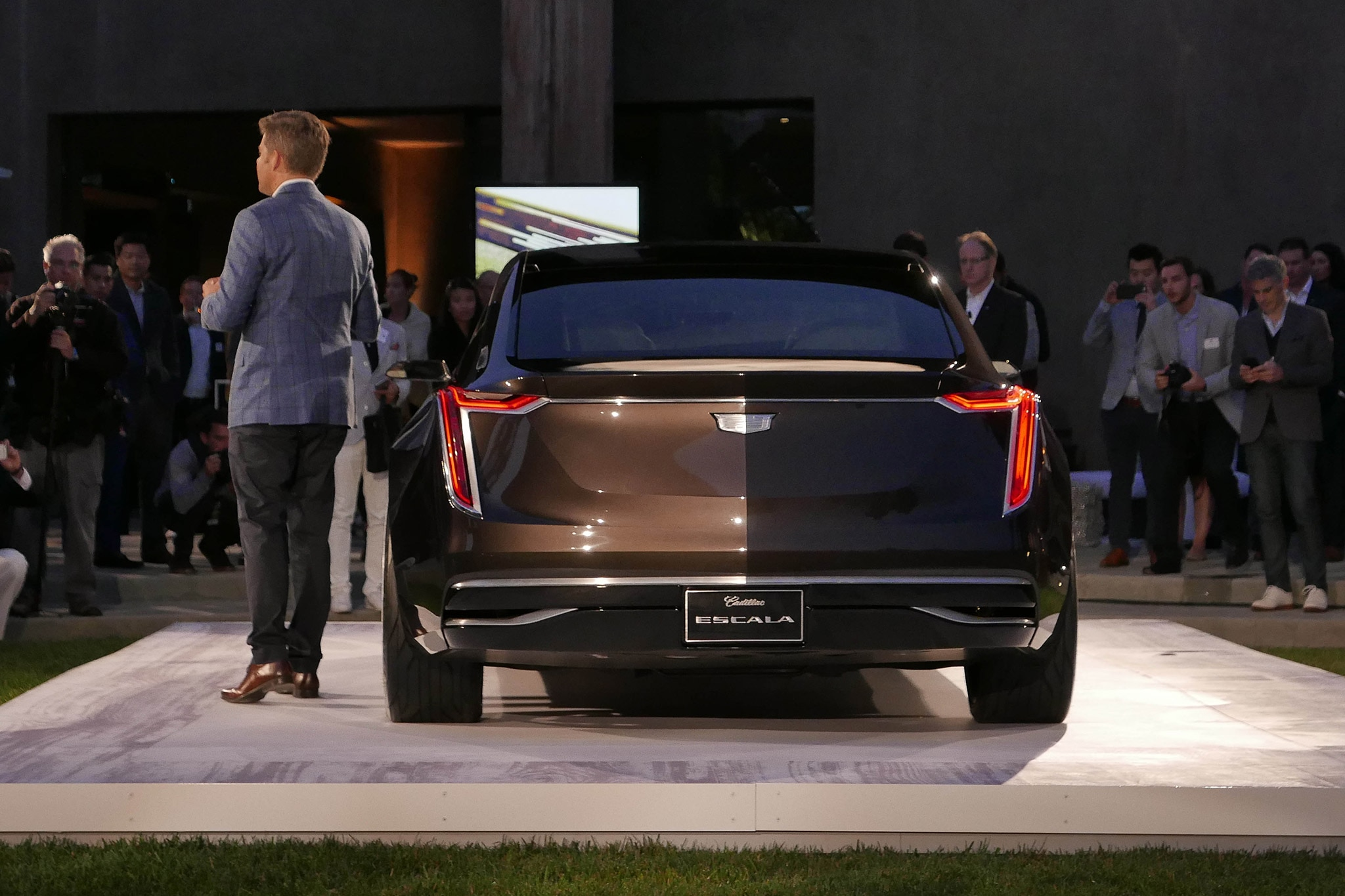 Cadillac Ciel Release Date >> Cadillac Escala Debuts At Pebble Beach | Automobile Magazine