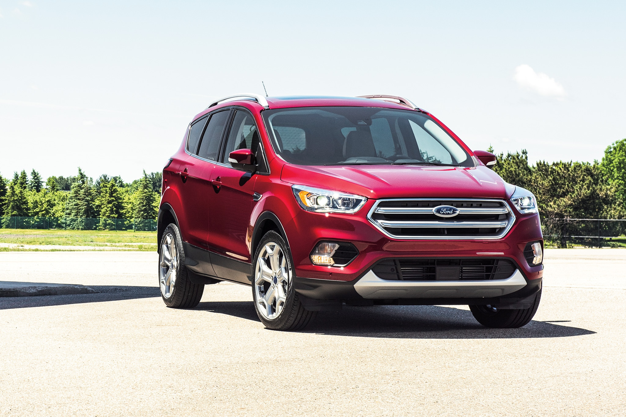 Ford Readies Its Next C-Segment World Car Platform