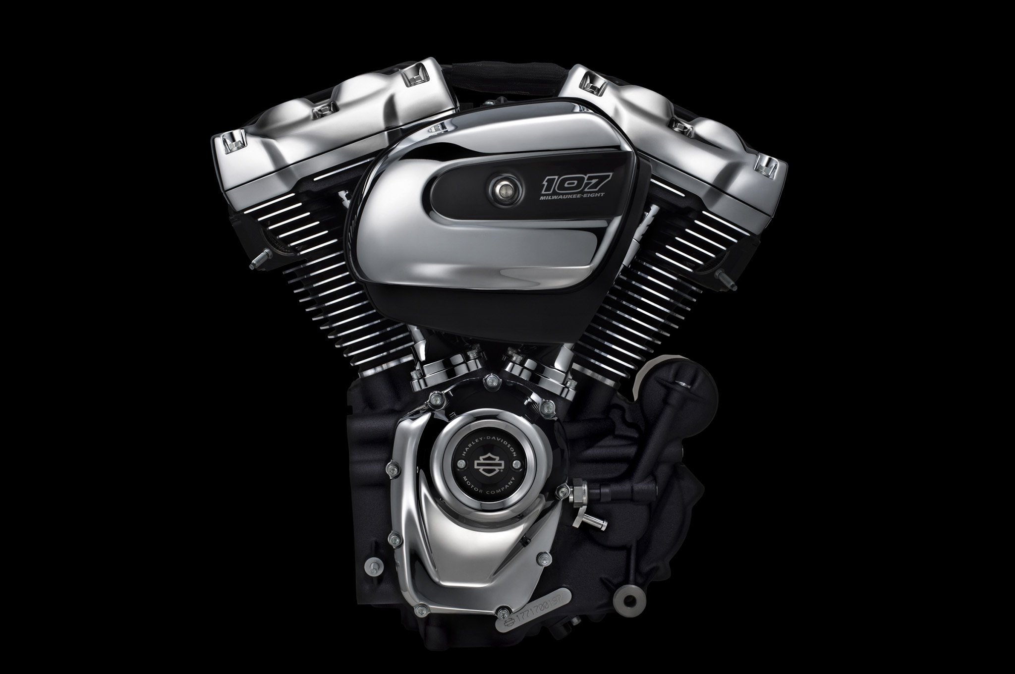 Harley-Davidson Brings Out First New Motor in 15 Years