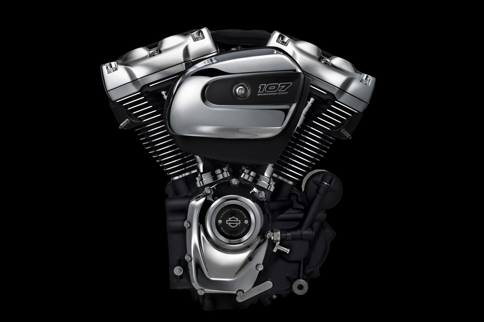 Harley Davidson_Milwaukee Eight_engine