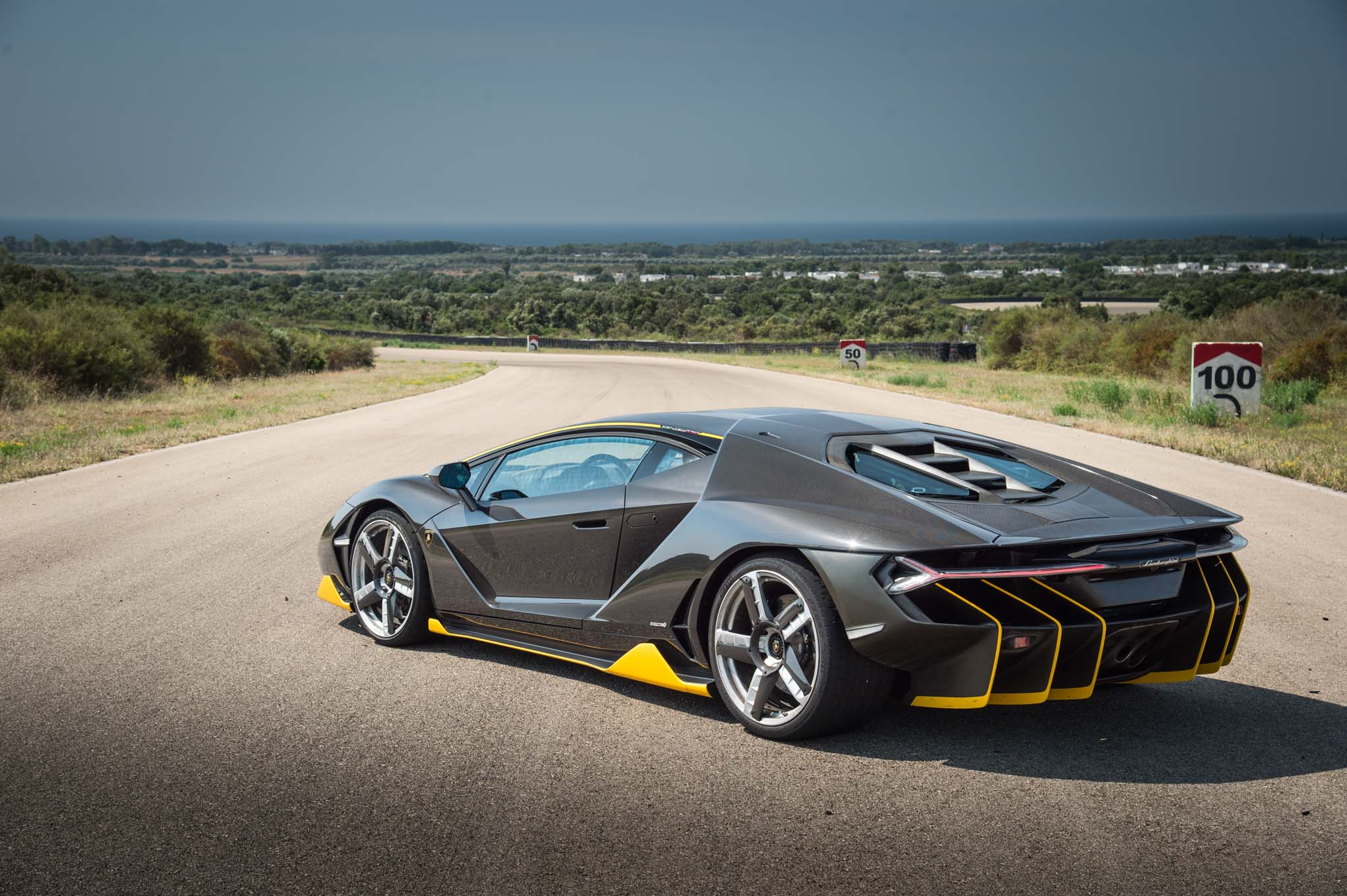 Lamborghini Centenario Roadster Confirmed For Monterey Debut