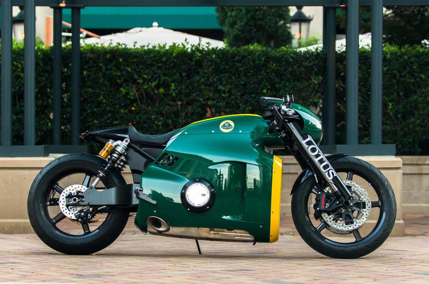 The Only Lotus Motorcycle Ever Heads To Auction