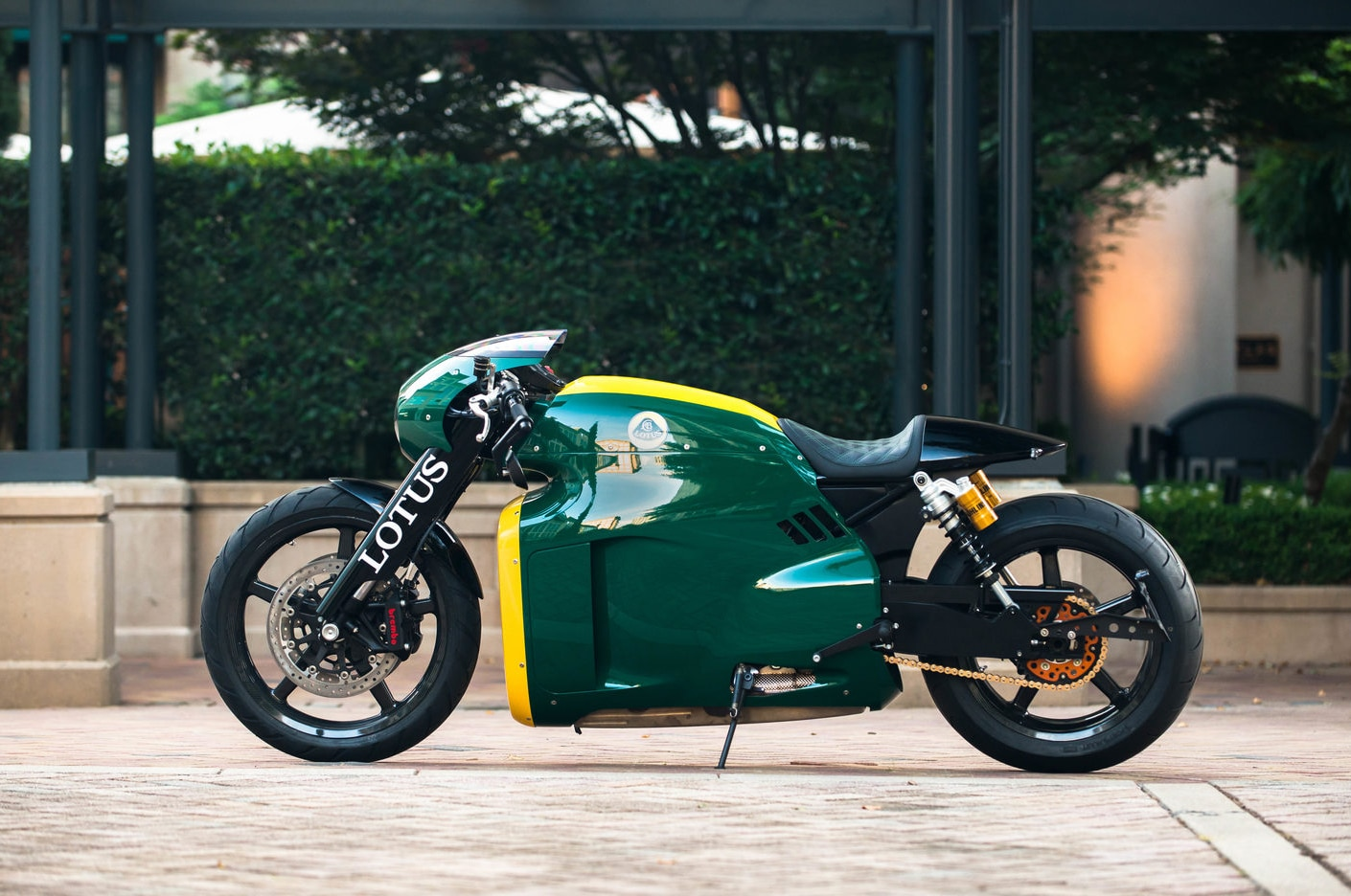 the only lotus motorcycle ever heads to auction. Black Bedroom Furniture Sets. Home Design Ideas