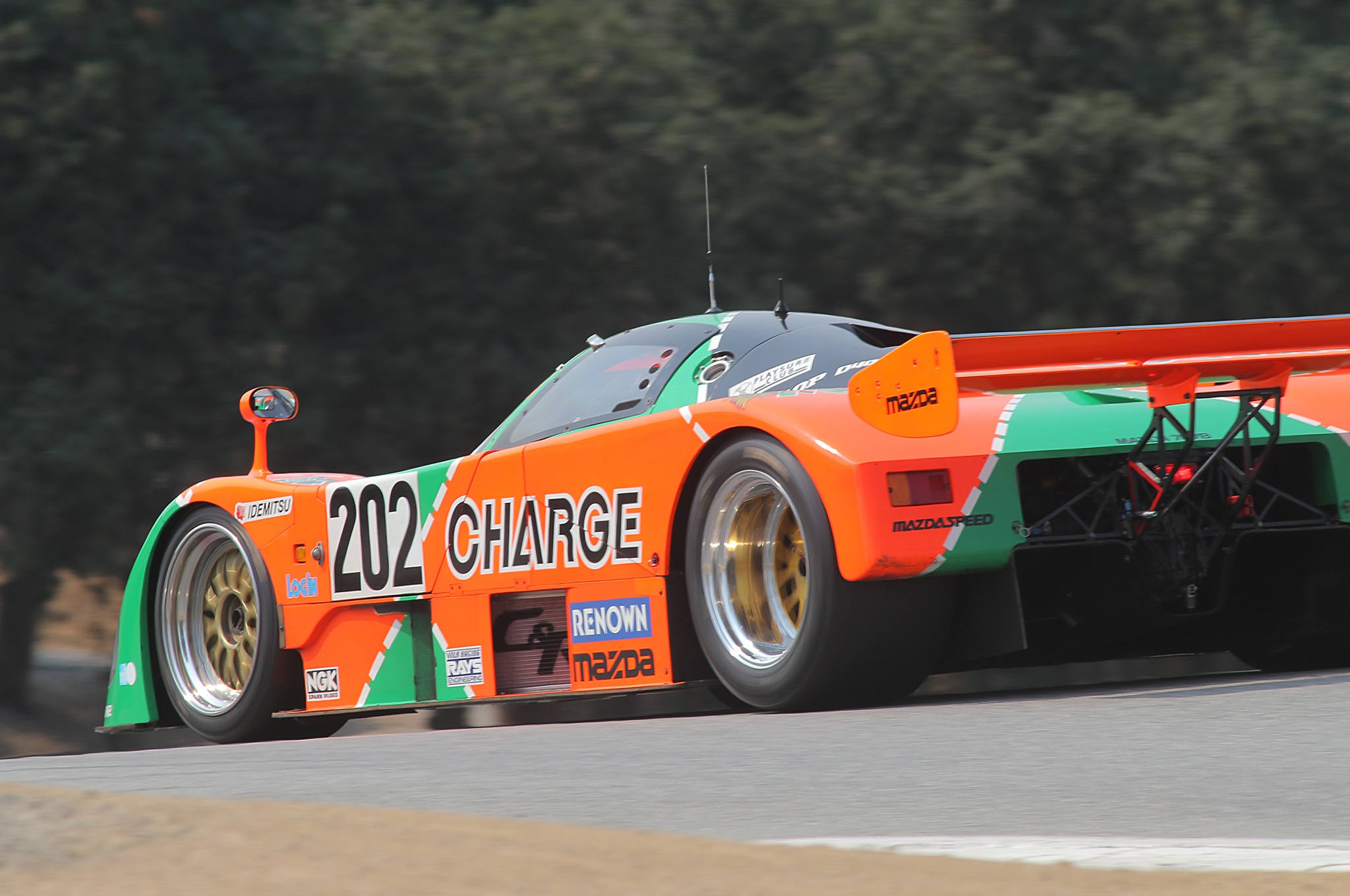 The 15 Coolest Racers at the 2016 Rolex Monterey Motorsports Reunion
