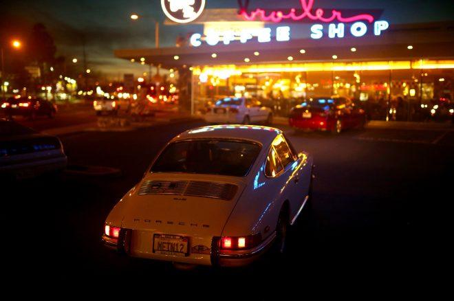 Porsche 912 Benton Petrolicious rear 2