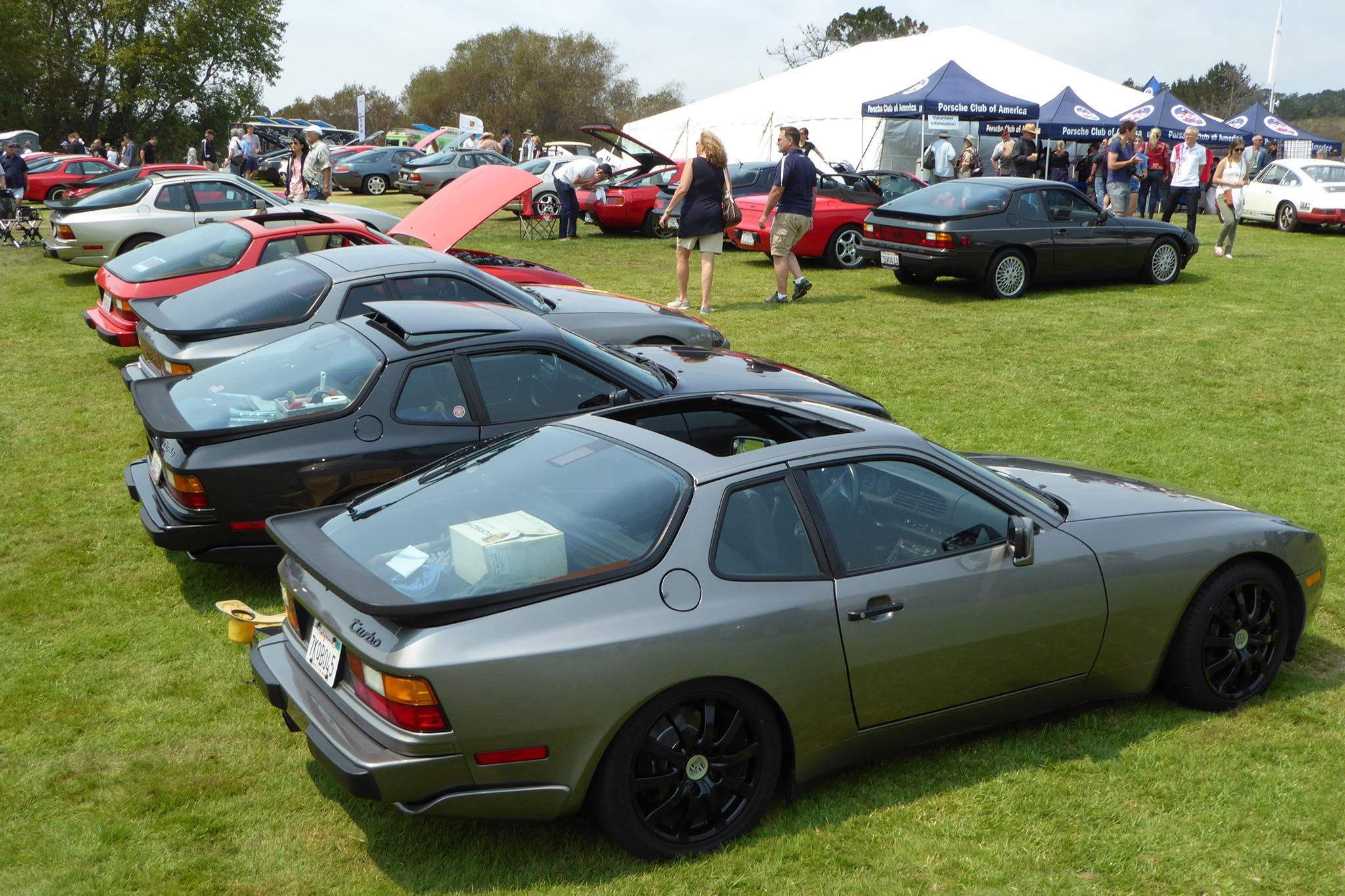 Porsche 944 Group