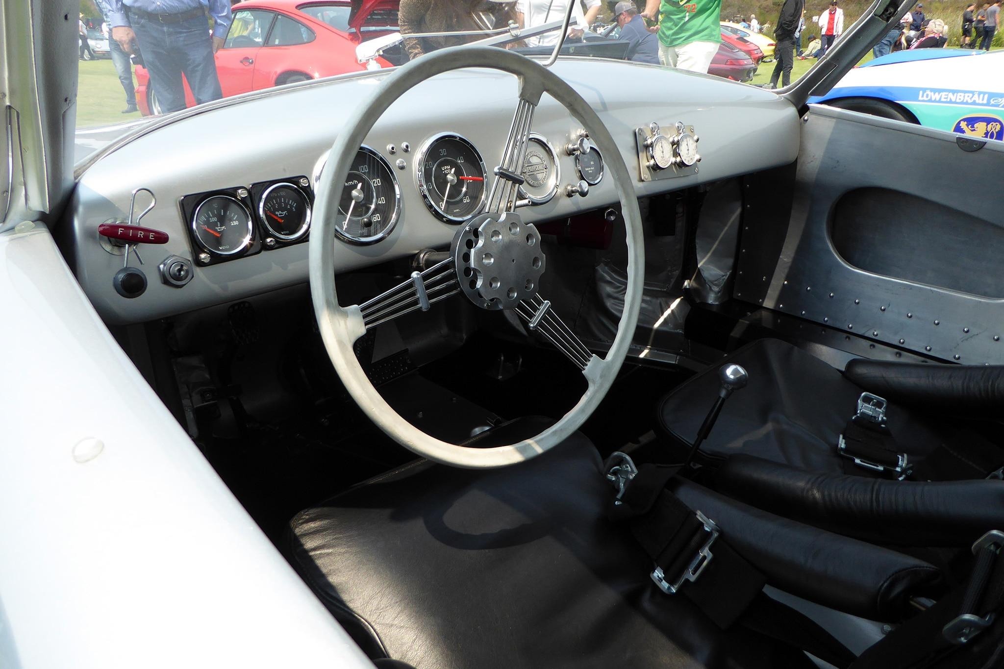 Porsche Glockler Interior