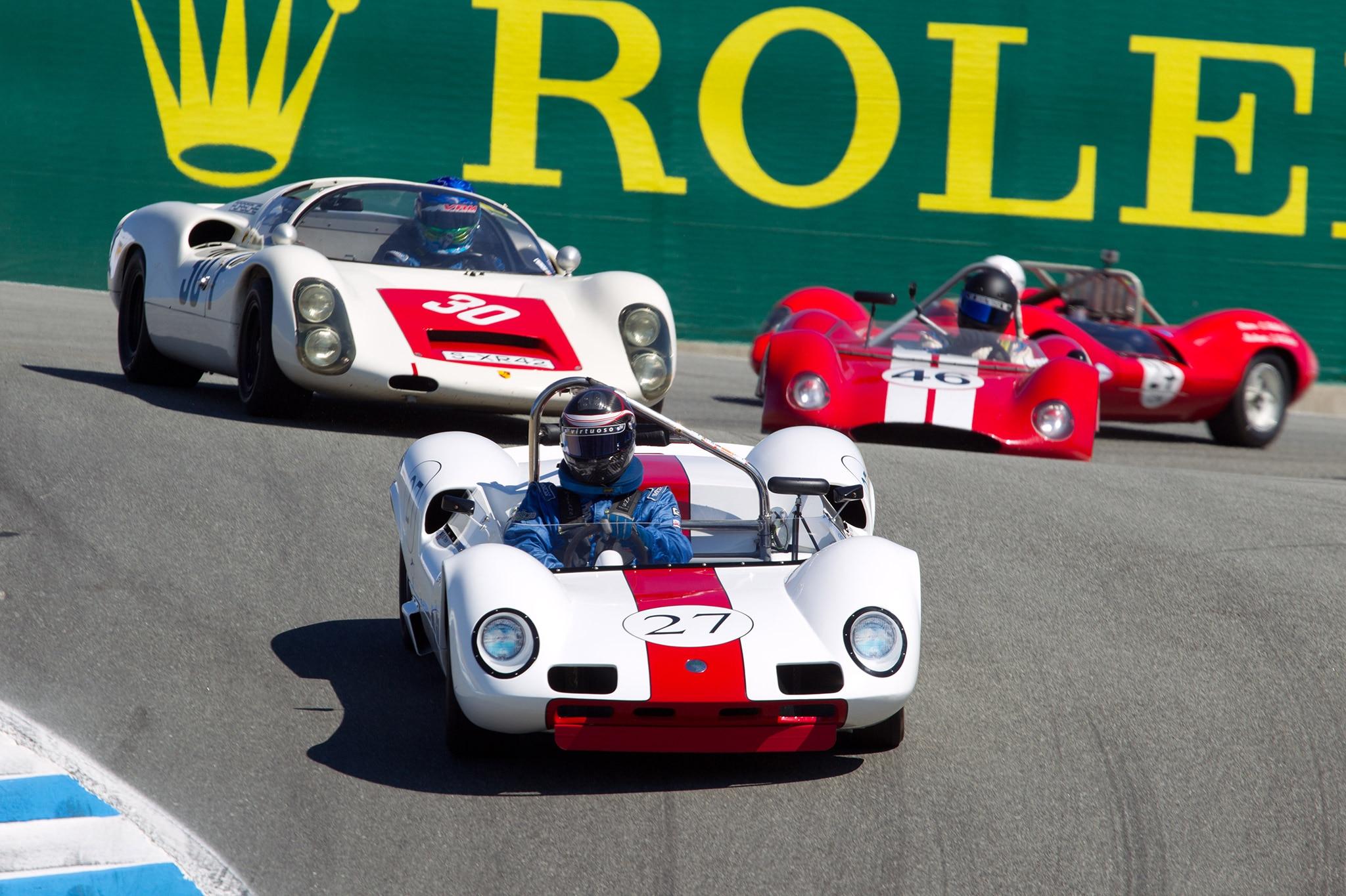 Elva Bmw Mk8 Monterey Motorsports Reunion