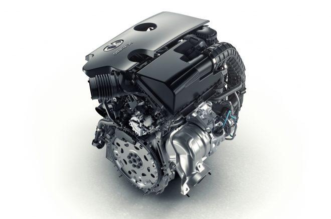 infiniti vct engine