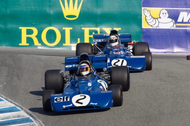 tyrell 002 monterey motorsports reunion
