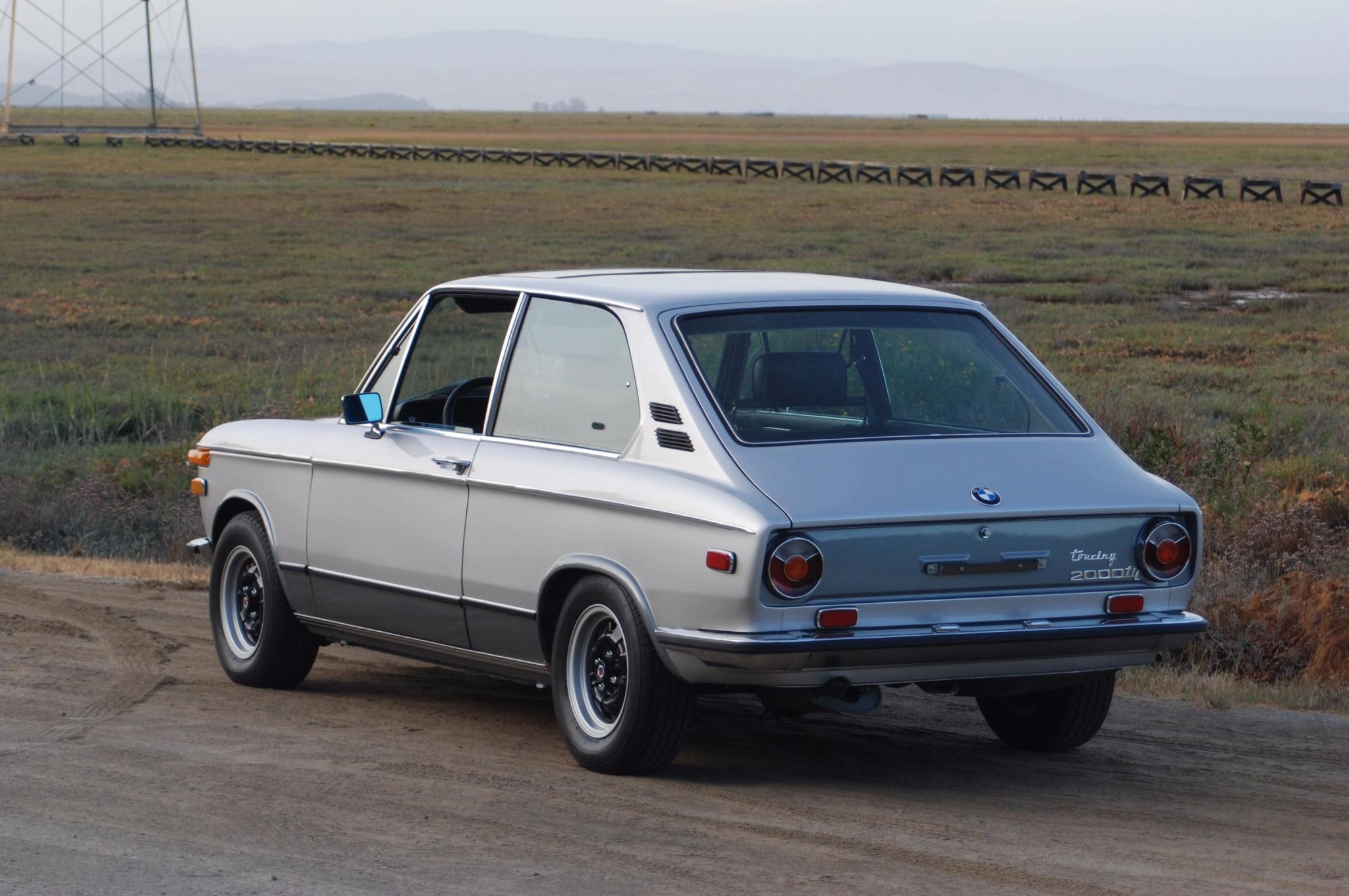 Just Listed: 1972 BMW 2002tii Touring Alpina   Automobile Magazine