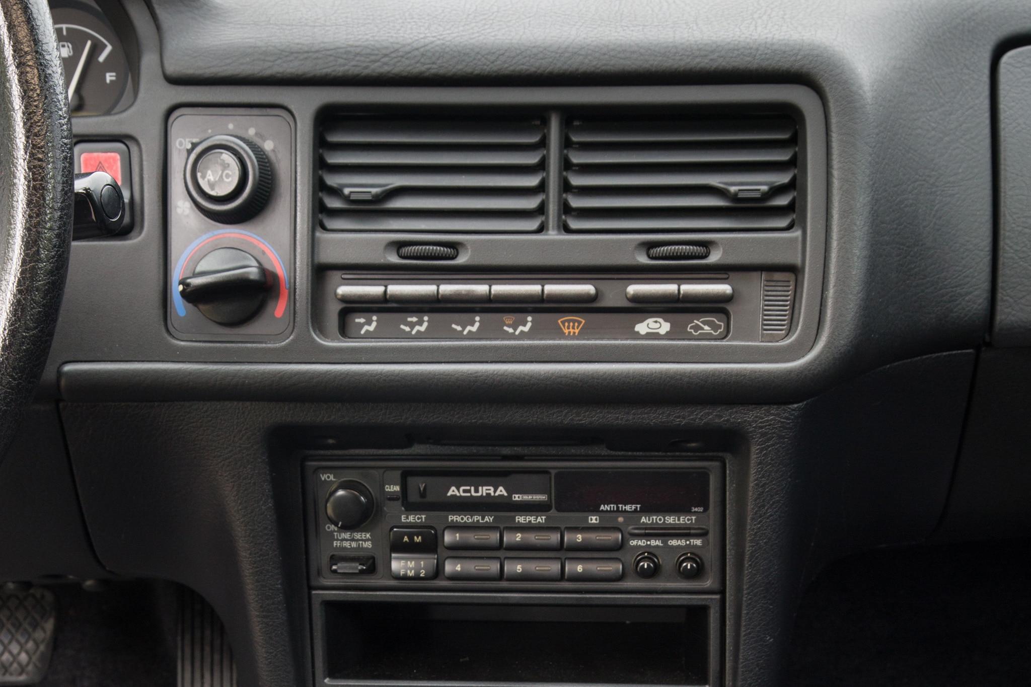 Collectible Classic 1992 1993 Acura Integra Gs R Automobile Magazine