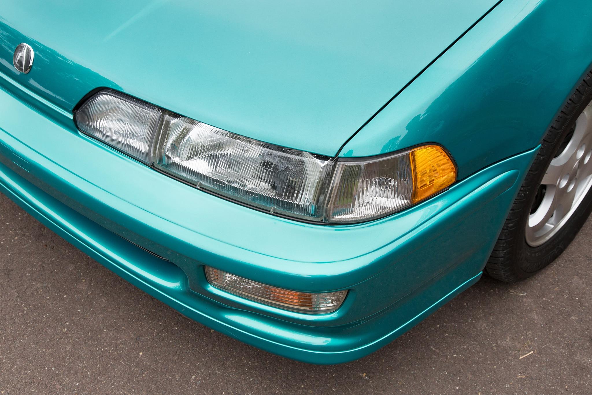 Acura Integra Headlight Johnleimberg Acura Integra - 1991 acura integra headlights