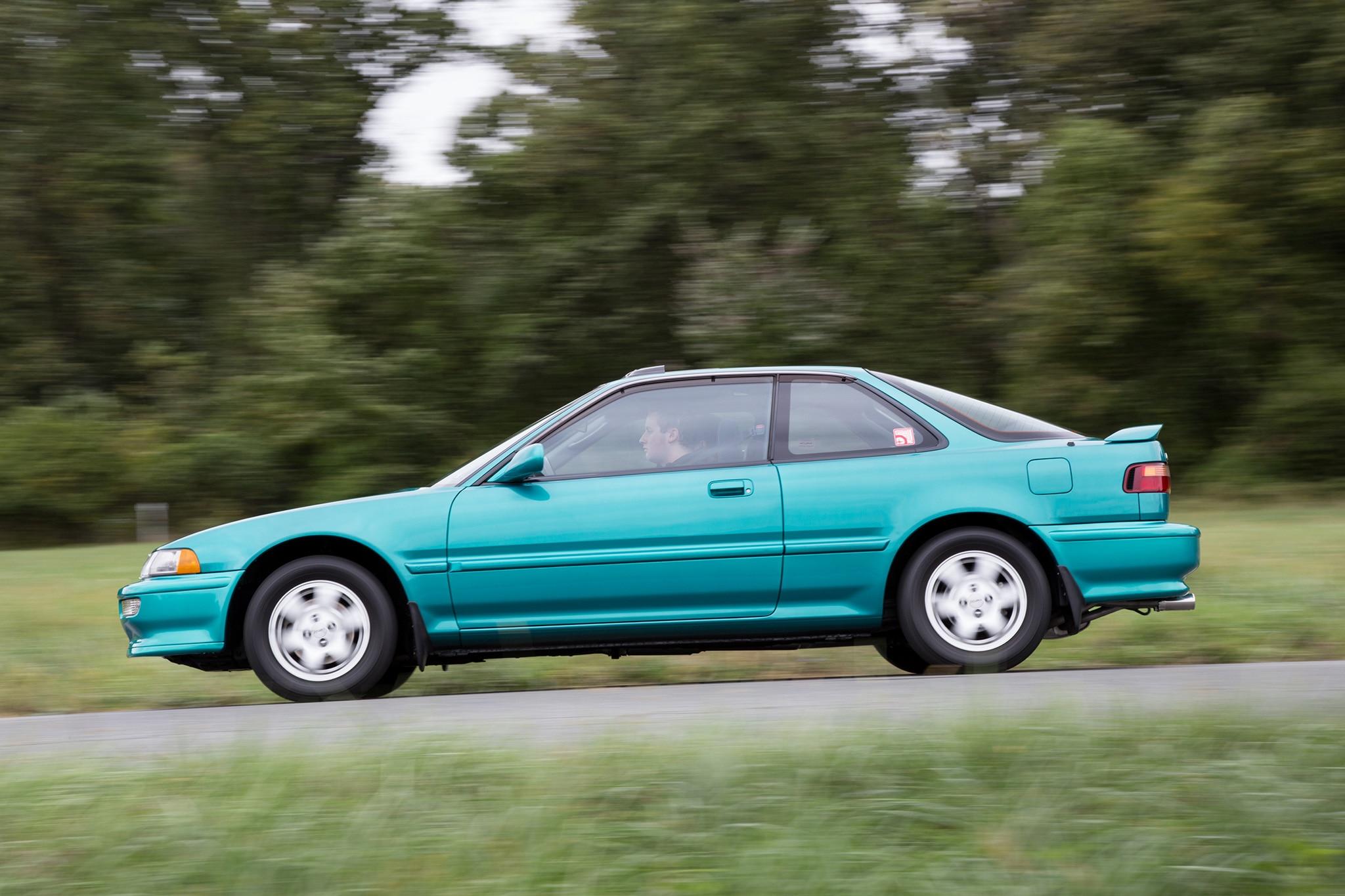 Collectible Classic Acura Integra GSR Automobile Magazine - 90 93 acura integra for sale