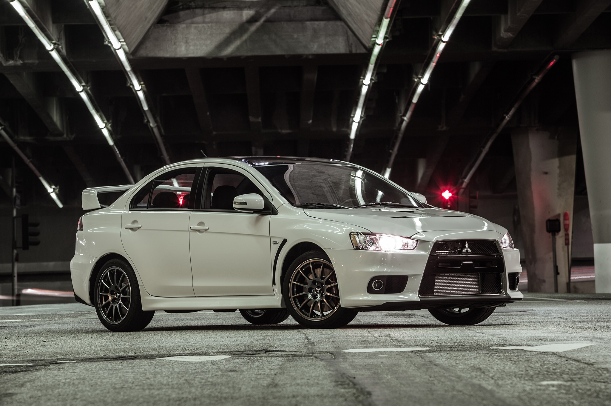 2015 Mitsubishi Lancer Evolution Final Edition Us Front Three Quarter