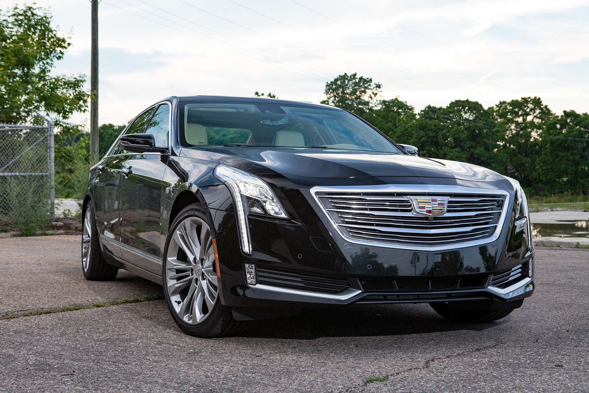 Book A Cadillac For 1 500 A Month In Nyc Automobile Magazine