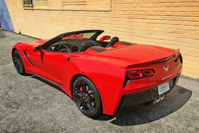 C7 Corvette Oil Weight