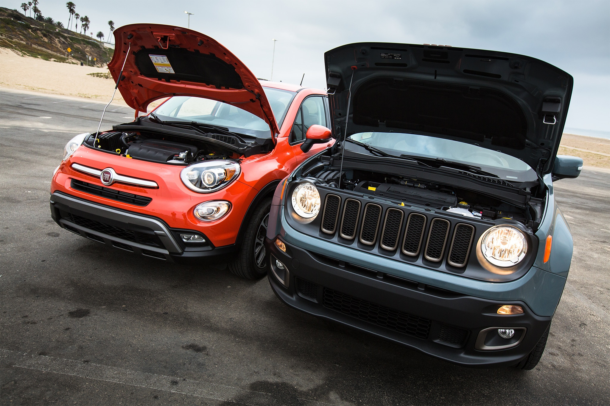 Lifted Jeep Renegade >> 2016 Fiat 500X Trekking AWD - Better or Worse Than the ...