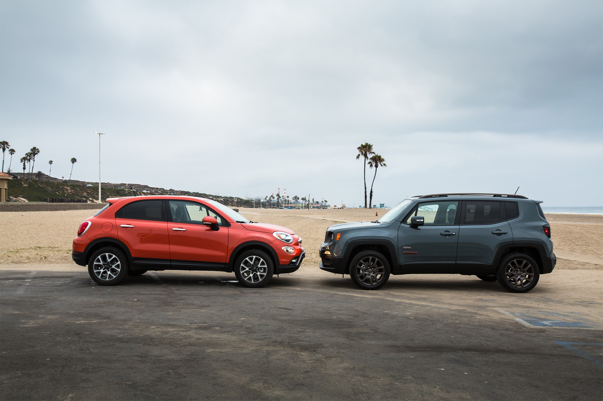 Jeep Renegade Tire Size >> 2016 Fiat 500X Trekking AWD - Better or Worse Than the Jeep Renegade? | Automobile Magazine
