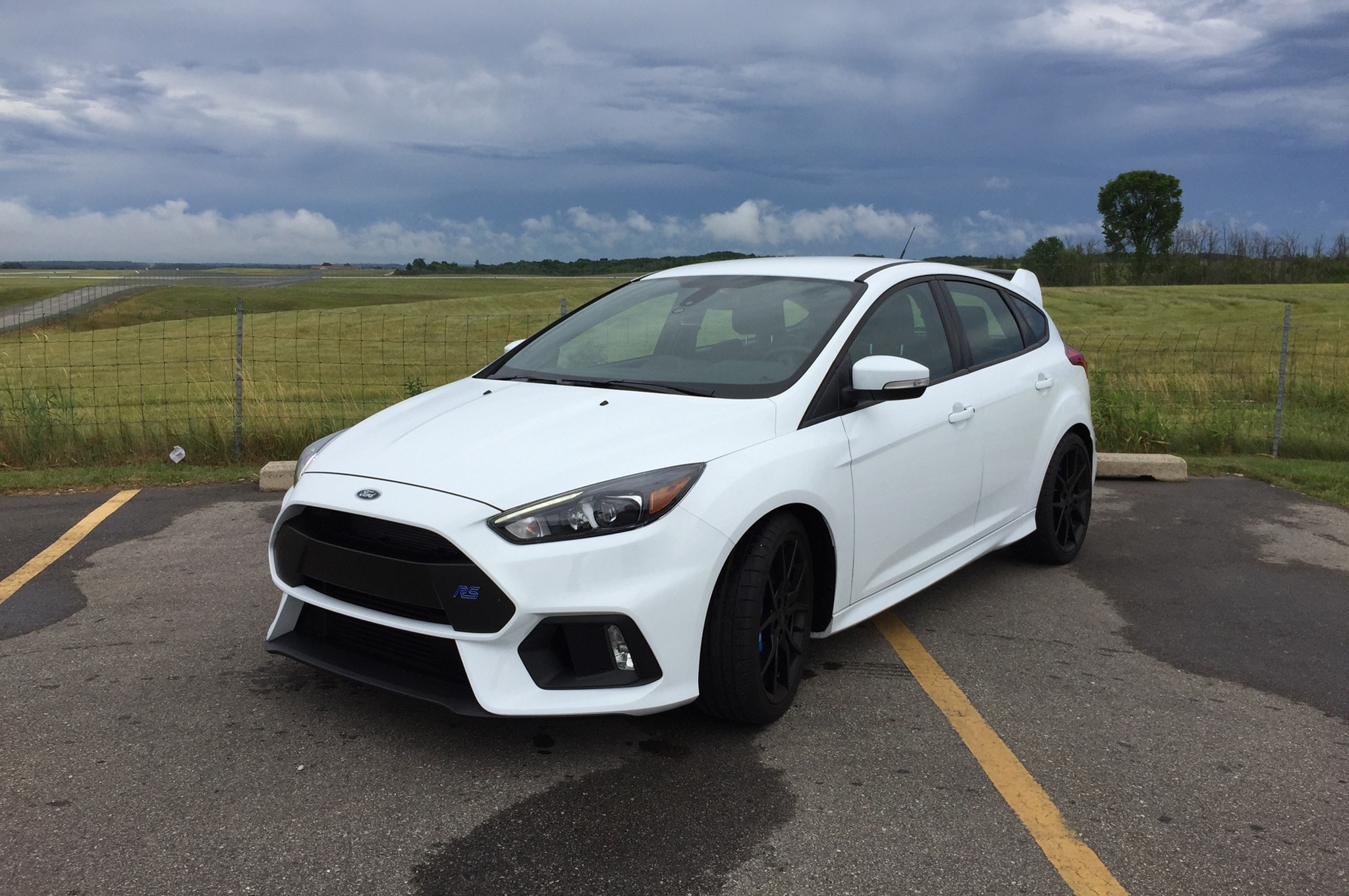 Focus St 0 60 >> 2016 Ford Focus RS: The Ownership Experience, Part 2 | Automobile Magazine