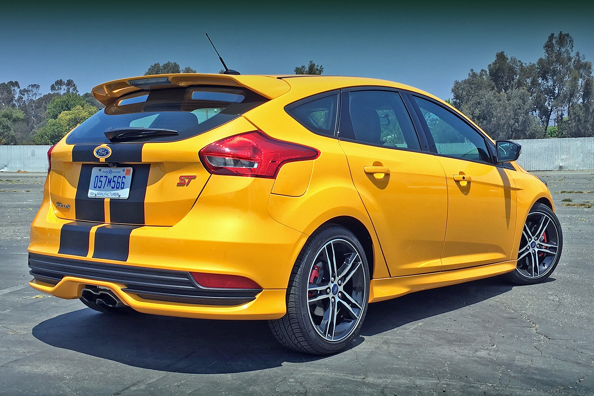 New Ford 2016 >> 2016 Ford Focus ST One Week Review and Roadtest | Automobile Magazine
