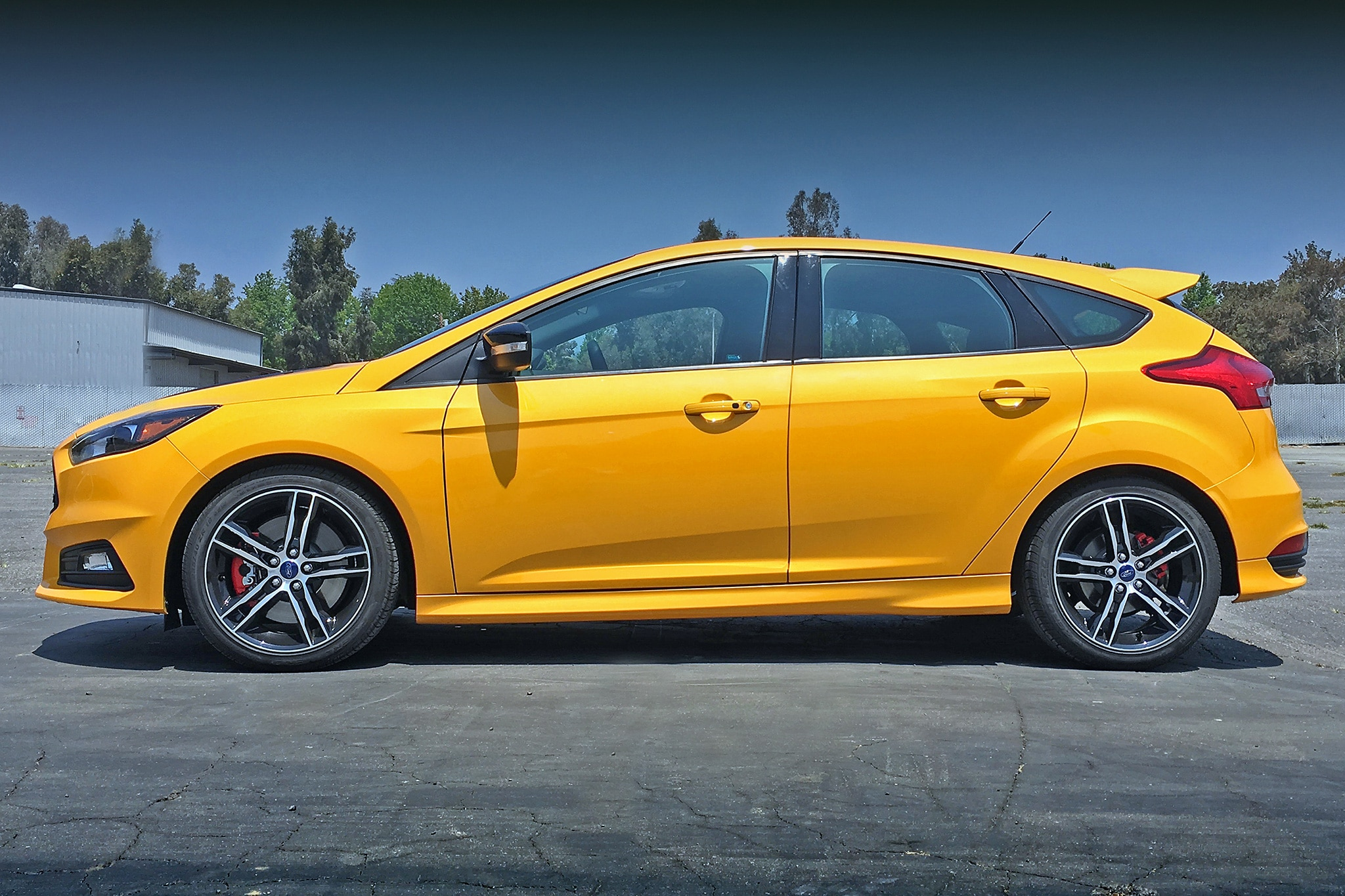 2016 Ford Focus ST One Week Review and Roadtest ...