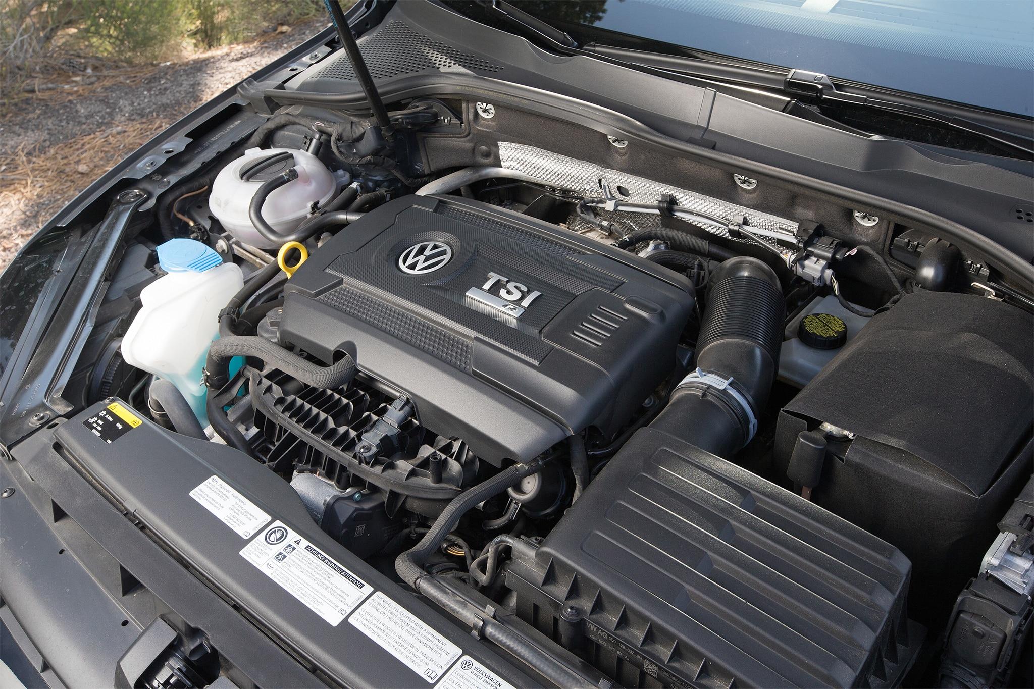 Four Seasons 2016 Volkswagen Golf R Arrival | Automobile Magazine