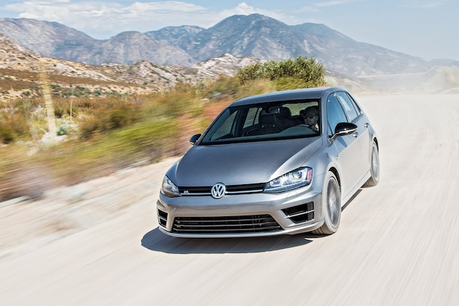 Saying Goodbye to Our Four Seasons 2016 Volkswagen Golf R