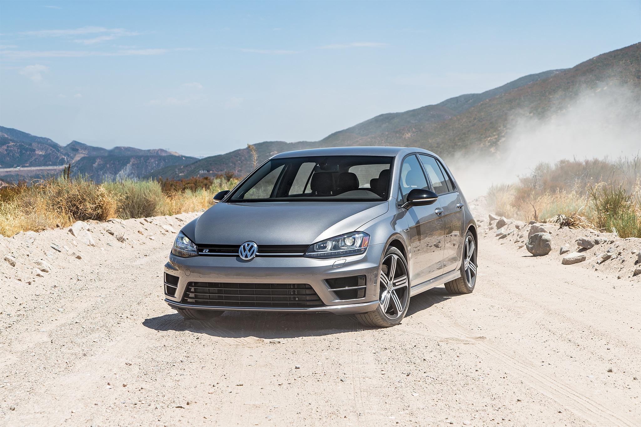 Focus St Shift Knob >> Four Seasons 2016 Volkswagen Golf R Arrival | Automobile Magazine