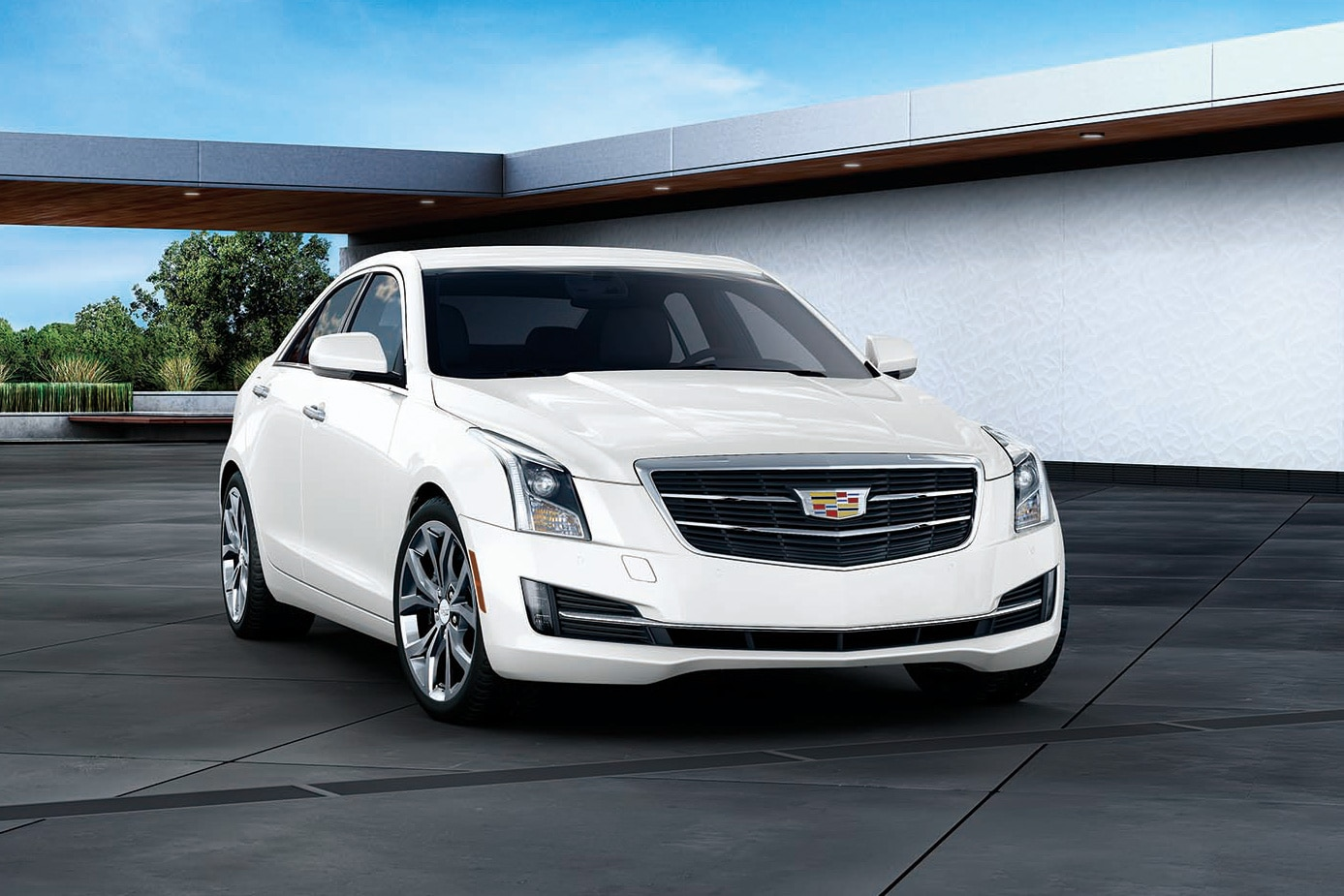"""Cadillac Ats 2.0 T >> Cadillac Announces Japan-Only """"White Edition"""" for 2017 ATS ..."""