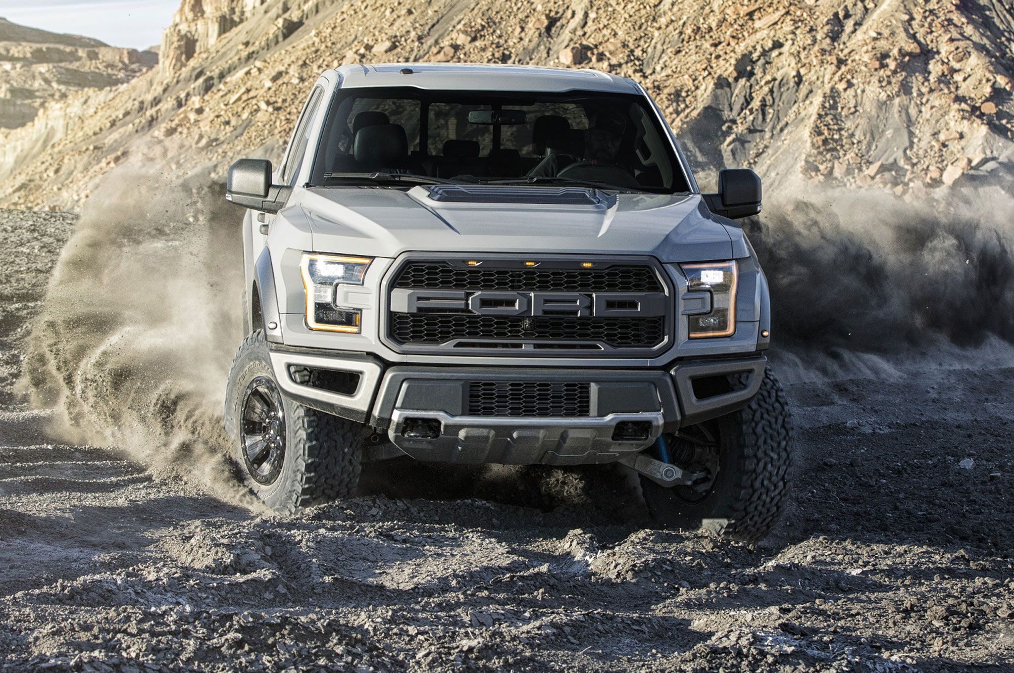 2017 Ford F 150 Raptor Hits Showrooms Show More