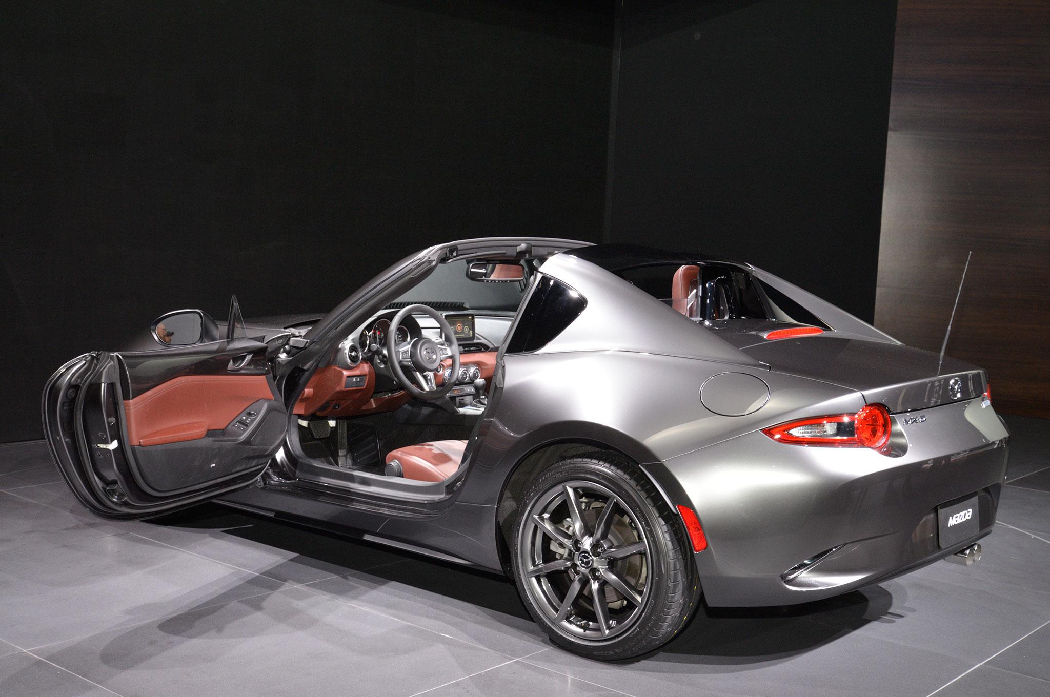 2017 Mazda Mx 5 Miata Rf Launch Edition Starts At 34685 1990 Fuse Box Diagram Show More