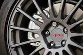2017 Toyota 86 rims detail