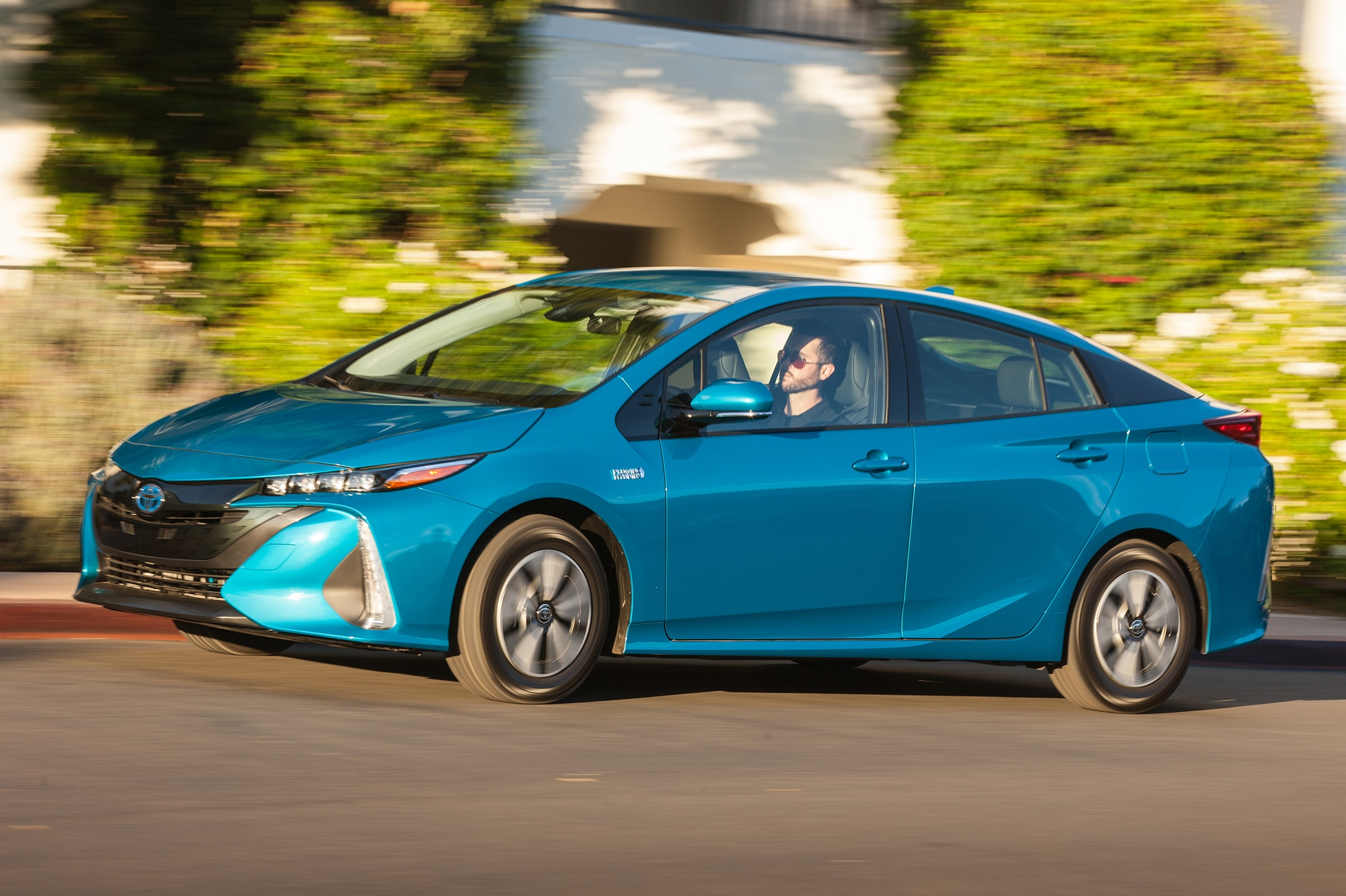 2017 Toyota Prius Prime Second Drive Roadtest Review Automobile Rh  Automobilemag Com Diagram Of A 2007