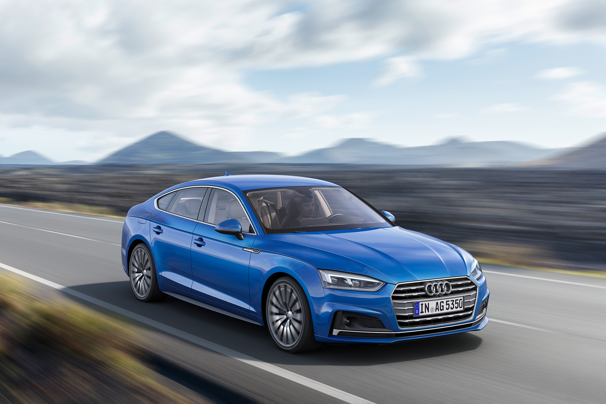 Five-Door Audi A5/S5 Sportback Debuts for Europe ...