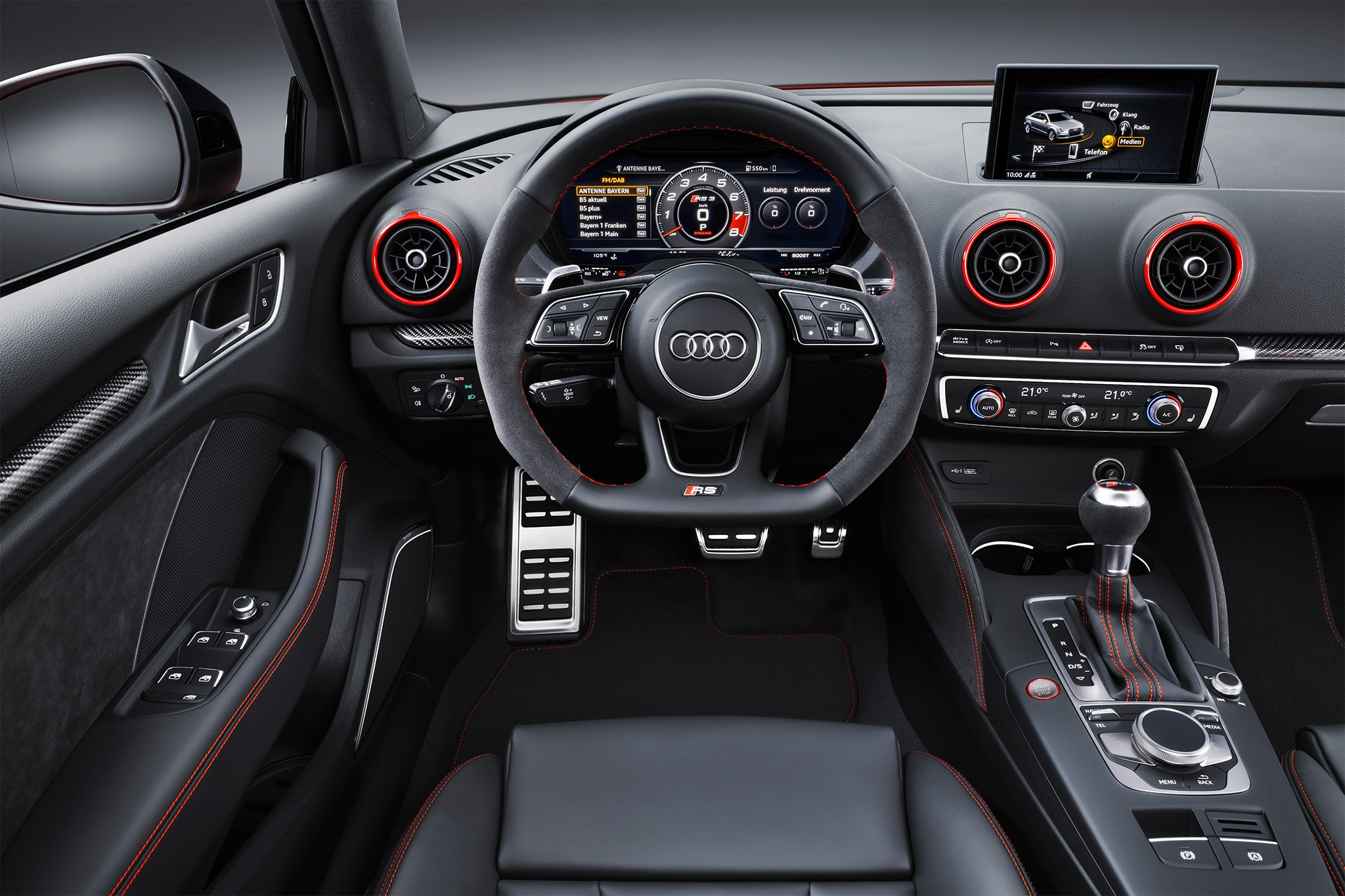 Gucci Benz >> 13 Things You Didn't Know About the 2018 Audi RS3 | Automobile Magazine