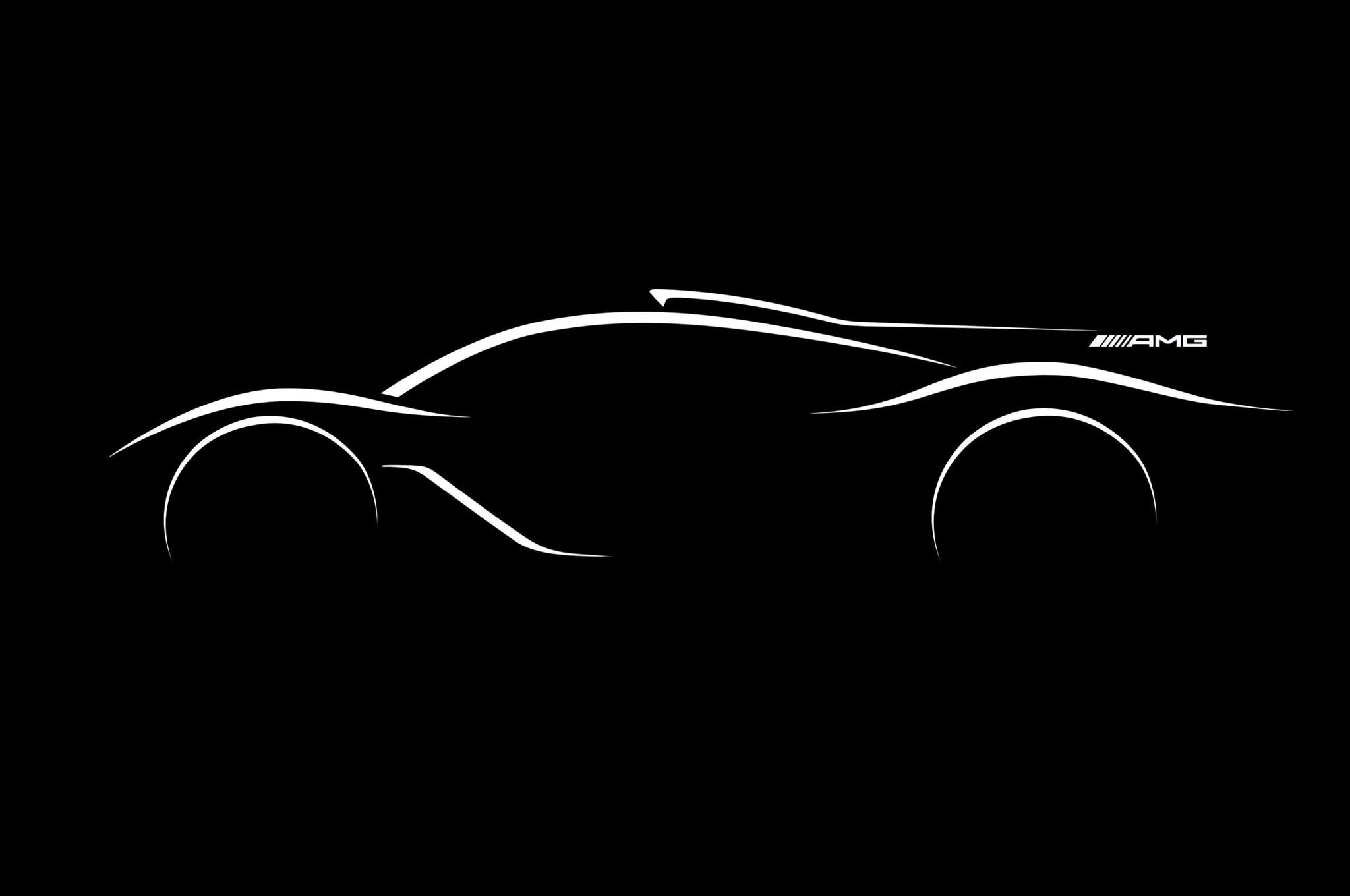 Mercedes Hypercar Teaser