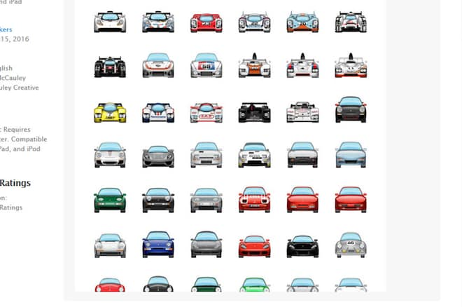 Show Everyone How Big a Car Geek you are With These Porsche