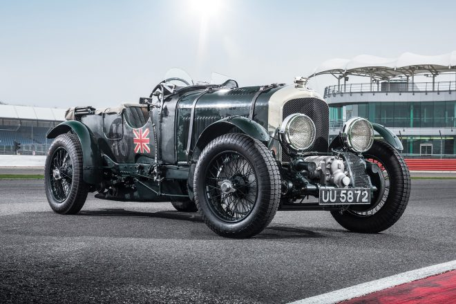 1928 Bentley 4 5 liter Vanden Plas