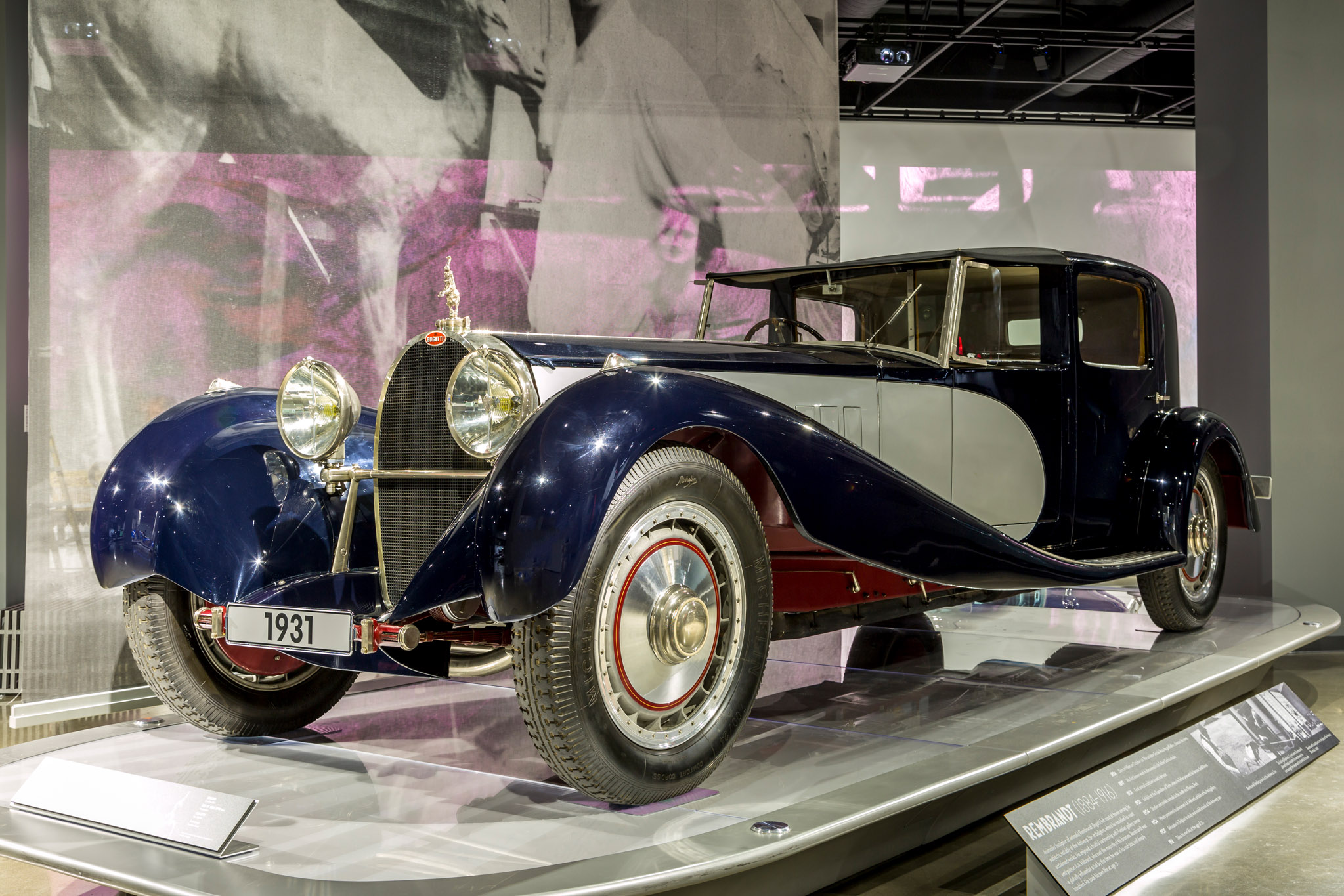 The Bugatti Type 41 Royale Will Always Stand Out