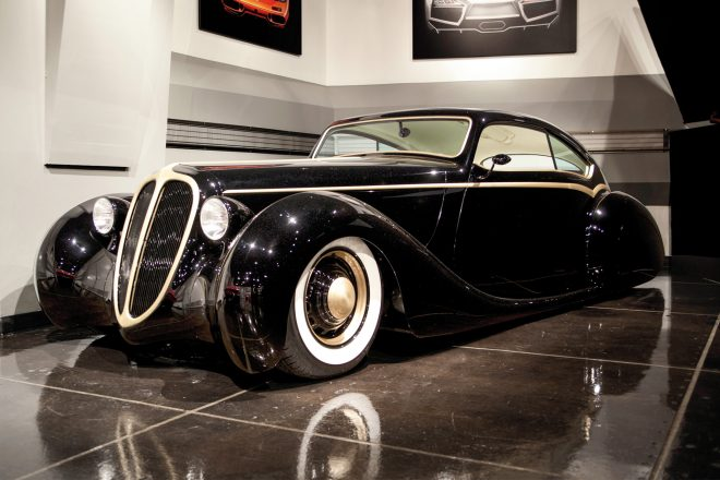 1948 Jaguar coachbuilt Black Pearl coupe