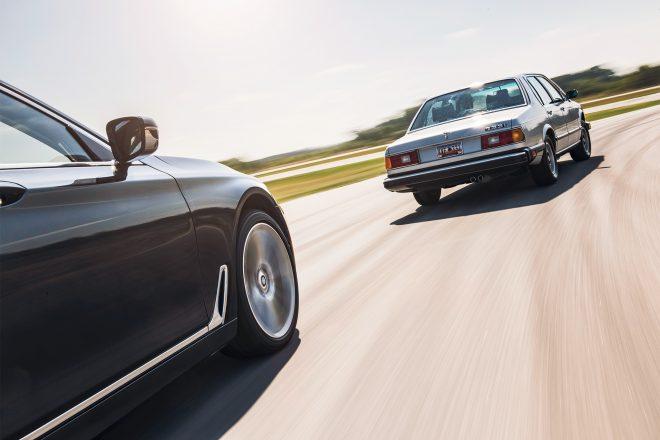 1978 BMW 733i vs 2016 BMW 750i xDrive 01