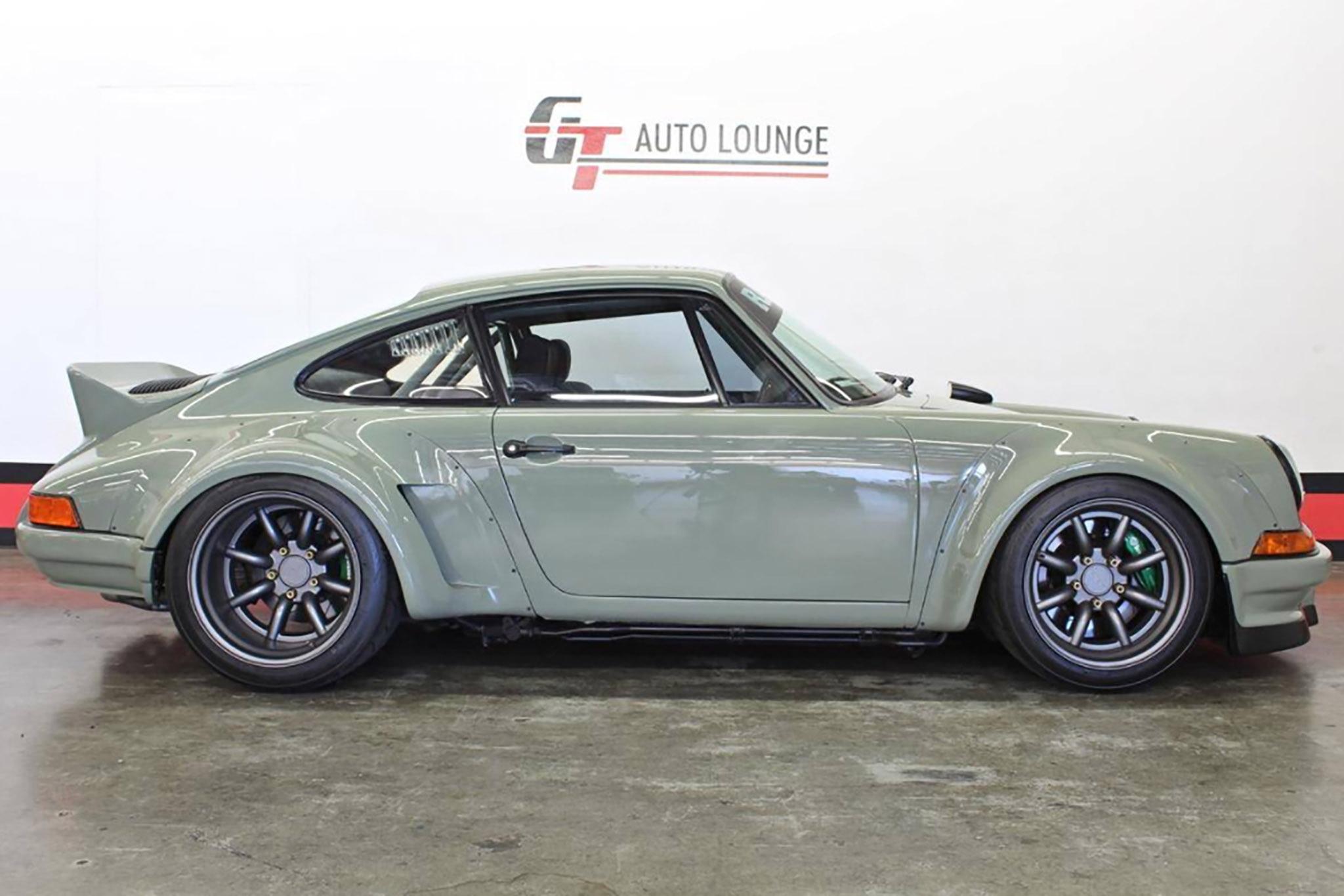 Porsche  S Race Car For Sale
