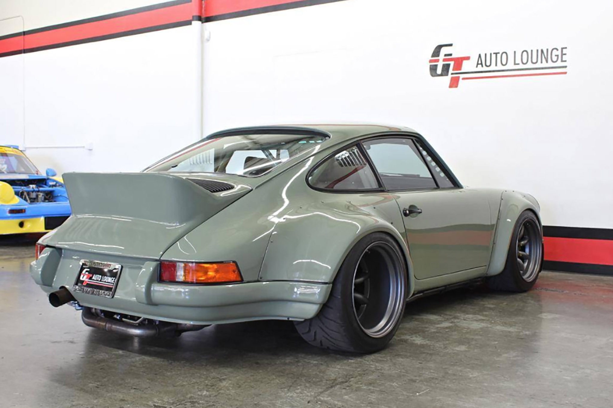 Just Listed 1990 Porsche 911 Rwb Pandora One