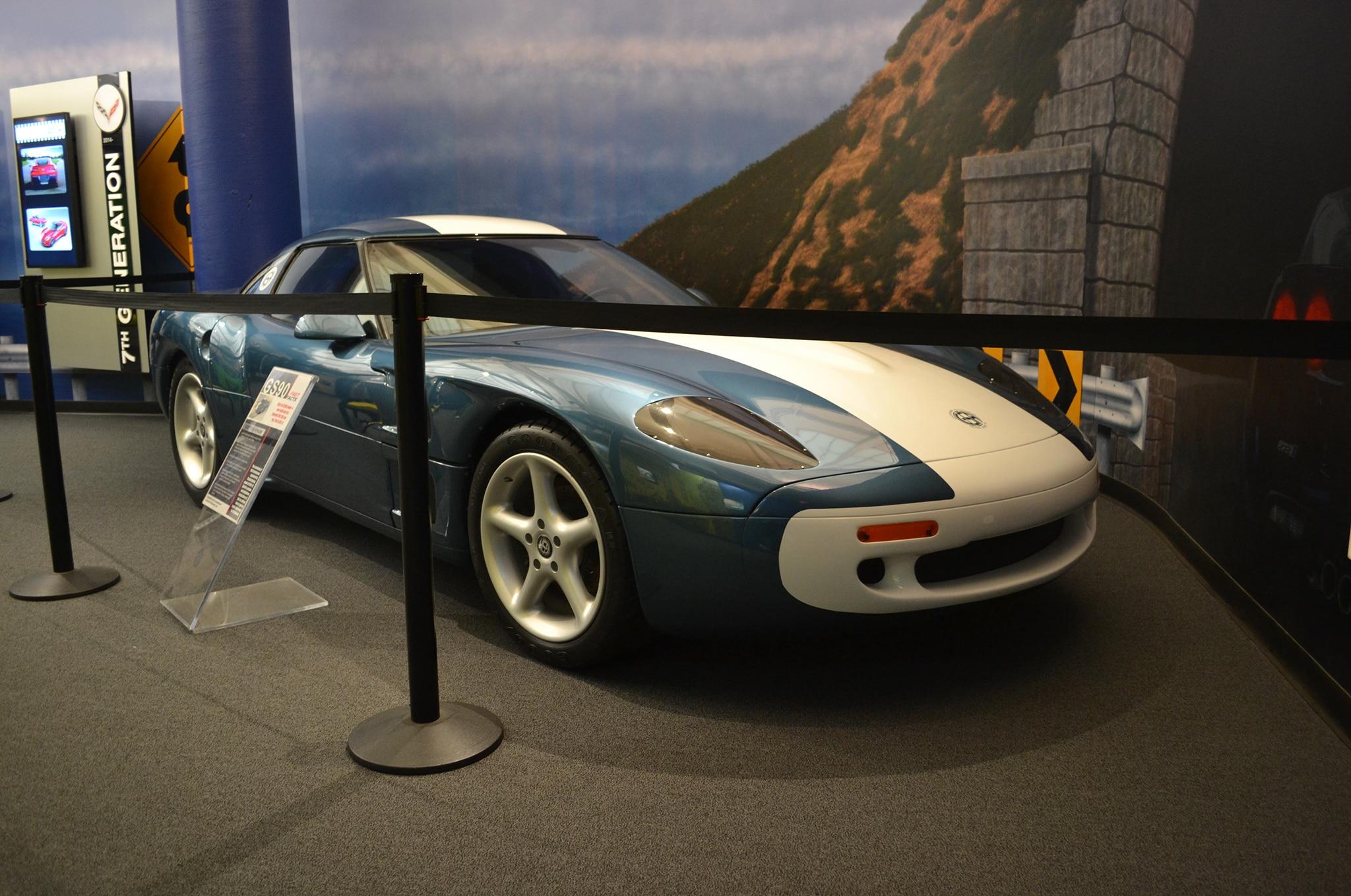 Nine Favorite Corvettes from the National Corvette Museum